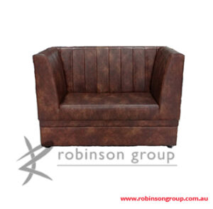 FK Series No Headrest With Ribbed Leather