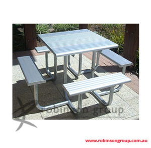 Aluminium Tables & Benches