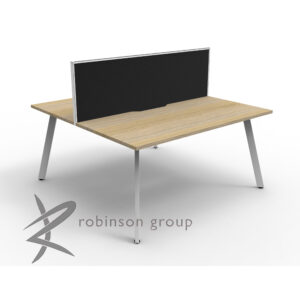 2 Person Double-sided Workstation