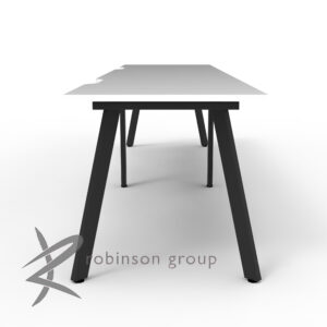 2 Person Single-Sided Workstation
