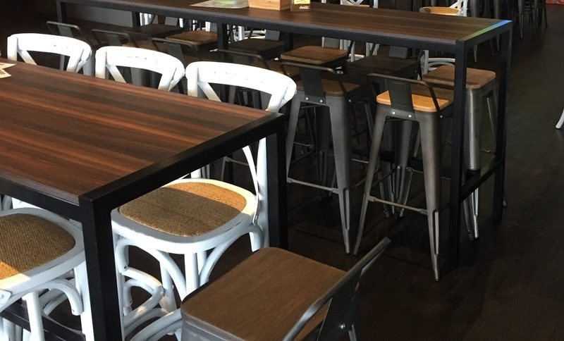 2021 on trend rustic bar stools
