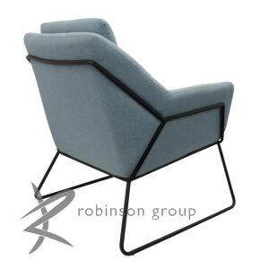fundermental armchair blue