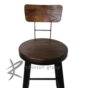 luxe barstool seat