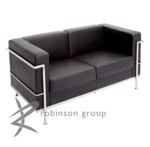 Le Corbusier 2 Seater Commercial Sofa
