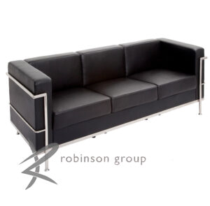 Le Corbusier 3 Seater Commercial Sofa