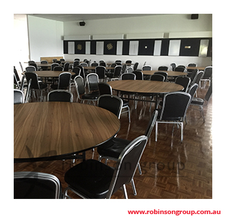 Function Banquet Seating