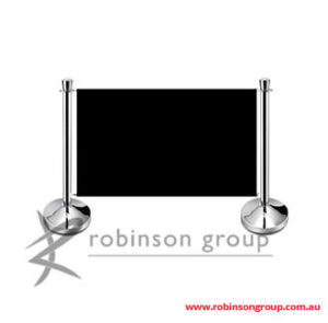 Stanchion Banner