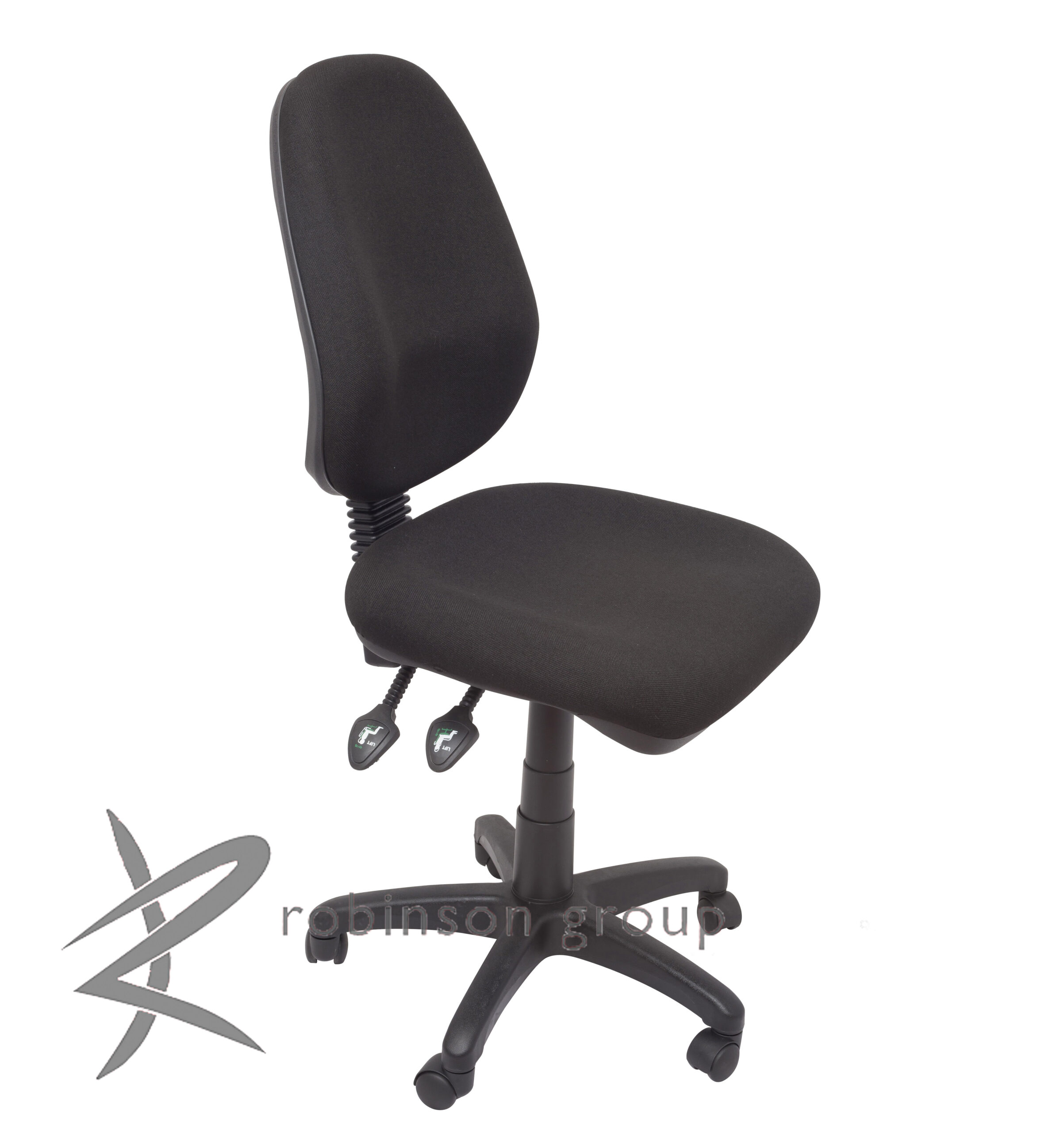 tristan clerical chair black