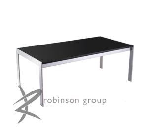 marah 1200 glass coffee table